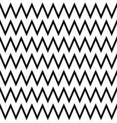 Seamless monochrome geometric vector