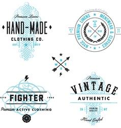 Fancy design elements vector
