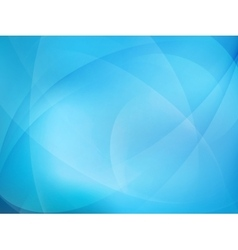 Abstract blue light background EPS 10 vector image vector image