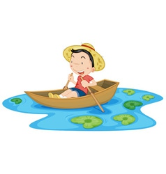 Boating vector