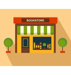 Books Store vector image