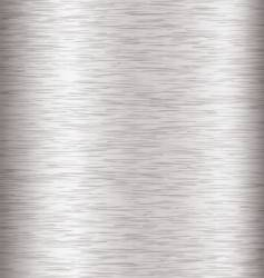 metal brushed steel vector image