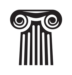 Greek column icon2 resize vector