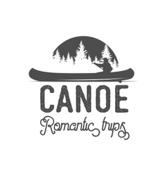 Canoel badges logo labels and design elements vector