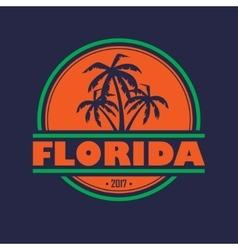 Florida 2017 label vector