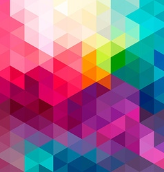 Abstract colorful seamless pattern background vector
