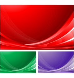 abstract composition background vector image vector image