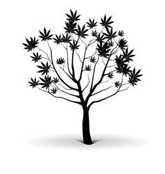 Tree of joy vector image