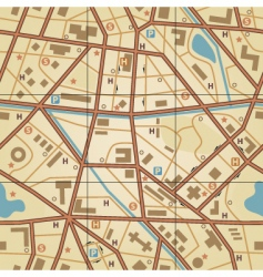 Map tile vector