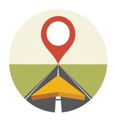 GPS NAVIG3 resize vector image