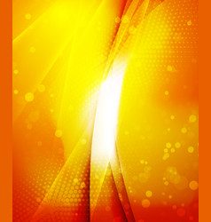 shiny glittering abstract background vector image
