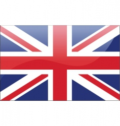 English flag vector