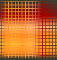 Gradient square pattern seamless glowing vector