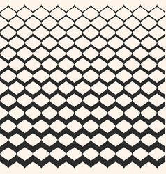 Halftone seamless pattern mesh texture transition vector