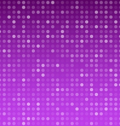 Circles purple technology pattern vector