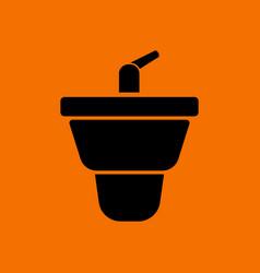 bidet icon vector image