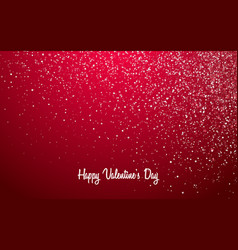 glitter light red holiday abstract background for vector image