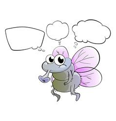 A bumblebee vector