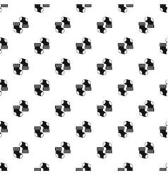 Baby socks pattern vector