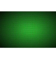 Geometric polygons background abstract green vector