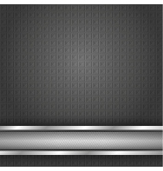Metal surface iron texture vector image