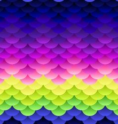 Dark and bright neon blobs seamless background vector
