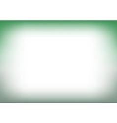 Emerald Green Copyspace Background vector image vector image