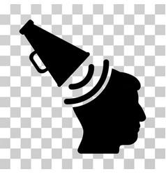 propaganda megaphone icon vector image