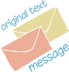 Text message vector