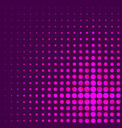 Halftone pop art background vector