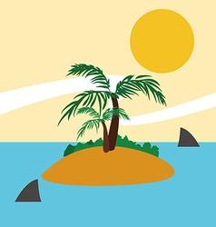 Tree design vector image