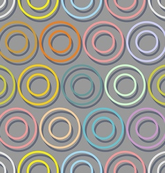 Colourful range of seamless background abstract vector