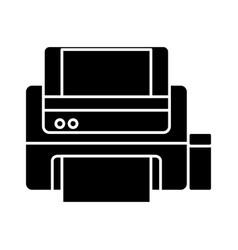 Printer icon image vector