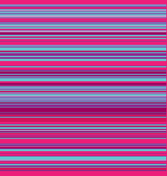 seamless bright colorful horizontal lines vector image vector image