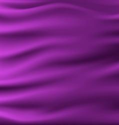 smooth elegant luxury purple silk or satin texture vector image
