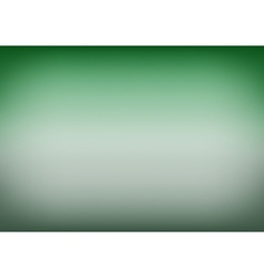 Emerald green gradient background vector