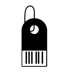 Contour business label element to know price vector