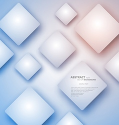 Design eps10 Overlapping Squares Concept vector image vector image