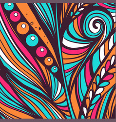 modern style abstraction pattern vector image vector image