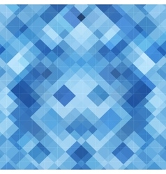 Simple abstract background of color squares vector