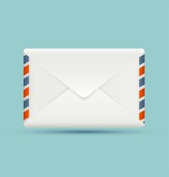 blank envelope vector image