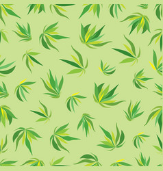 Leaves pattern 1 vector