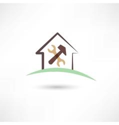 House repairing vector