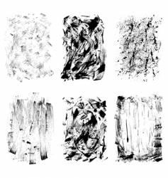 grunge design texture vector image vector image