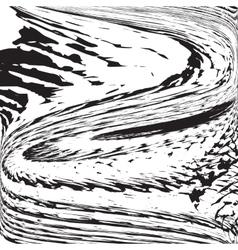 Background Snake Grunge vector image vector image
