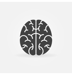 Brain icon or logo vector