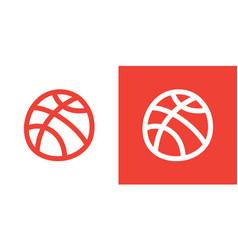 Basketball doodle card design vector