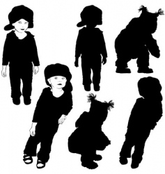 children's vector image
