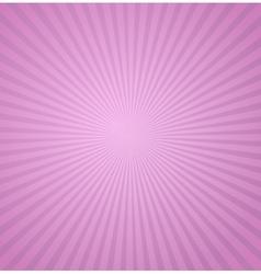 Sun sunburst pattern retro vector