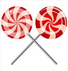 lollipops05 vector image